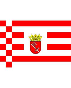Fahne: Flagge: Bremen
