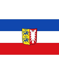 Fahne: Flagge: Schleswig-Holstein