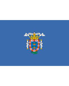Fahne: Flagge: Melilla