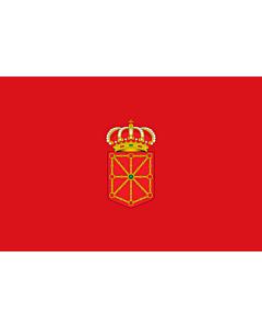 Fahne: Flagge: Navarre