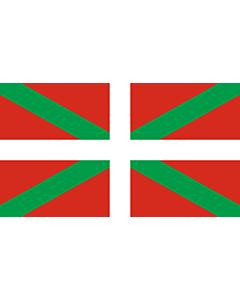 Fahne: Flagge: Baskenland