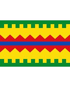 Fahne: Flagge: Aguarón | Aguarón, in Zaragoza province, Aragon | Aguarón, en la provincia de Zaragoza, Aragón