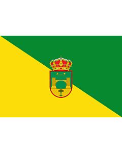 Fahne: Flagge: Beires | Beires municipality  Almería province - Spain | Municipio de Beires  Almería - España  Según la descripción Paño rectangular vez y media mas largo que ancho