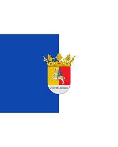 Fahne: Flagge: Calatayud Spain