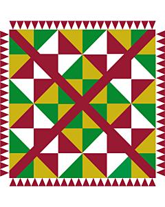 Fahne: Flagge: Valle de Baztán | Baztan valey  Navarre - Spain | Valle de Baztán  Navarra - España | Baztan ibarra  Nafarroa  Bandera