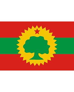 Fahne: Flagge: Et olf