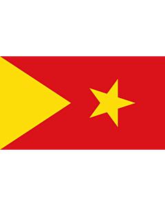 Fahne: Flagge: Tigray Region | Regione di Tigrè