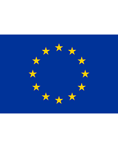 Fahne: Flagge: Europa