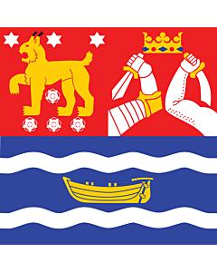 Fahne: Flagge: Süd Finnland