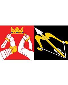 Fahne: Flagge: Ost Finnland