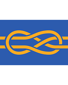 Fahne: Flagge: FIAV (Internationale Föderation Vexillologischer Gesellschaften)