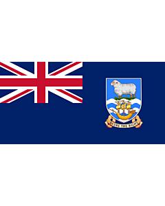 Fahne: Flagge: Falklandinseln