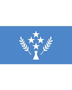 Fahne: Flagge: Kosrae