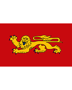 Fahne: Flagge: Aquitanien