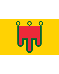 Fahne: Flagge: Auvergne