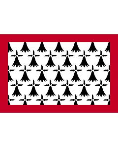 Fahne: Flagge: Limousin