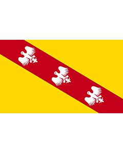 Fahne: Flagge: Lorraine