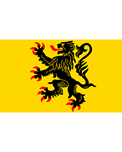 Fahne: Flagge: Nord-Pas-de-Calais