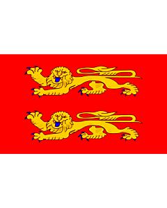 Fahne: Flagge: Basse-Normandie