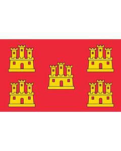 Fahne: Flagge: Poitou-Charentes