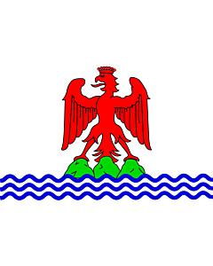 Fahne: Flagge: Comte de Nice