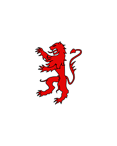 Fahne: Flagge: Gers | Department of Gers | Banniel Gers