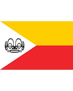 Fahne: Flagge: Marquesas Islands | Marquesas Islands, part of French Polynesia | îles Marquises | Reva nō 'Enana mā