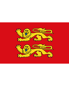 Fahne: Flagge: Normandie | French province of Normandy | Banniel Normandi | Normanniae | Couleu de la Normaundie | Normandia
