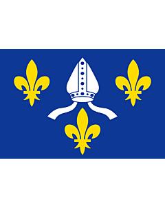 Fahne: Flagge: Saintonge | French province of Saintonge