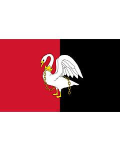 Fahne: Flagge: Buckinghamshire