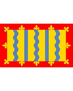 Fahne: Flagge: Cambridgeshire