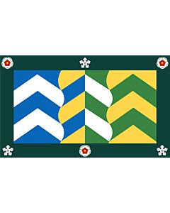 Fahne: Flagge: Cumbria
