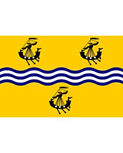Fahne: Flagge: Äußere Hebriden