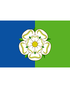 Fahne: Flagge: East Riding of Yorkshire