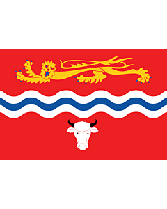 Fahne: Flagge: Herefordshire