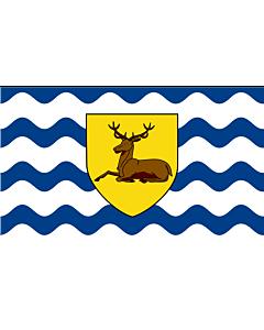 Fahne: Flagge: Hertfordshire