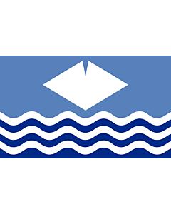 Fahne: Flagge: Isle of Wight