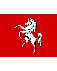 Fahne: Flagge: Kent