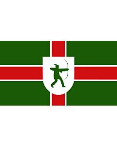 Fahne: Flagge: Nottinghamshire
