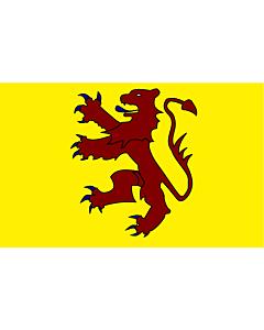 Fahne: Flagge: Powys