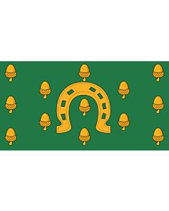 Fahne: Flagge: Rutland