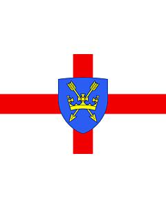 Fahne: Flagge: Suffolk