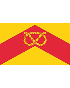 Fahne: Flagge: Staffordshire