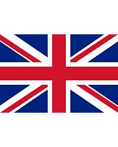 Fahne: Flagge: Vereinigtes Königreich