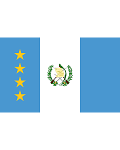 Fahne: Flagge: President of the Congress of Guatemala | President of the Guatemalan Congress