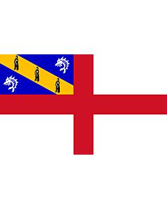 Fahne: Flagge: Herm | Couleu dé Herm