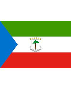 Fahne: Flagge: Äquatorialguinea