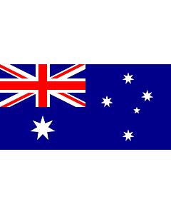Fahne: Flagge: Heard und McDonaldinseln