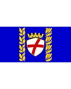 Fahne: Flagge: Stadt Rovinj
