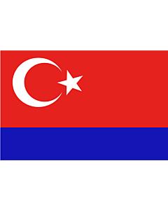 Fahne: Flagge: Riau